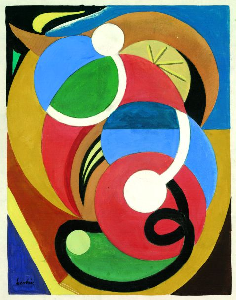 Auguste Herbin - Composition