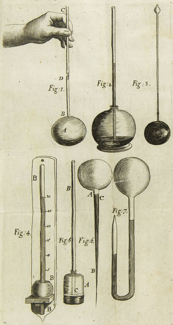 Robert Boyle - New experiments touching cold. 1665.