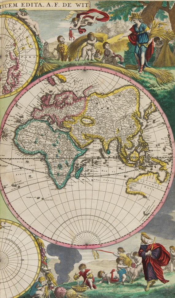 F. de Wit - Atlas.