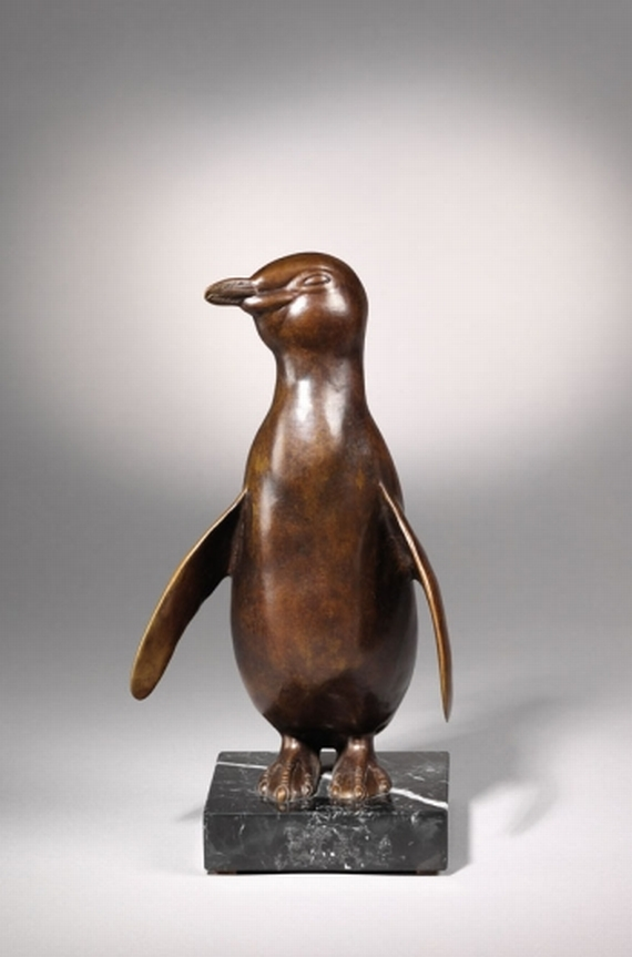 August Gaul - Pinguin