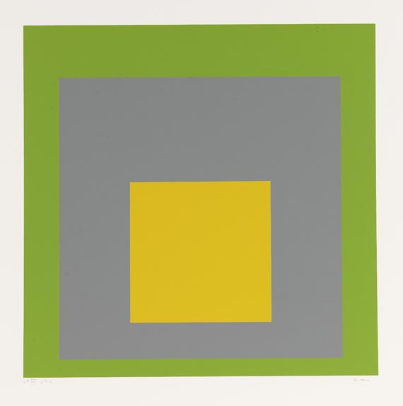 Josef Albers - SP (Hommage to the Square)