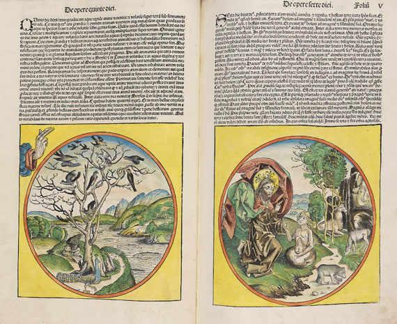 Hartmann Schedel - Liber chronicarum. 1493. -