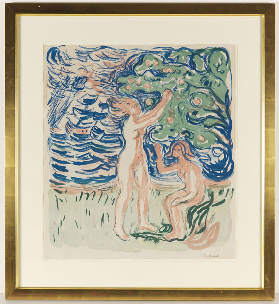 Edvard Munch - Neutralia -