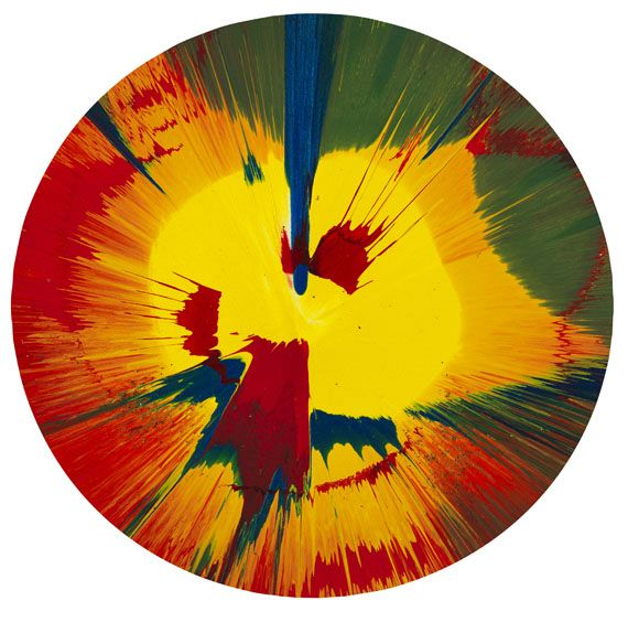 Spin Painting, 2005