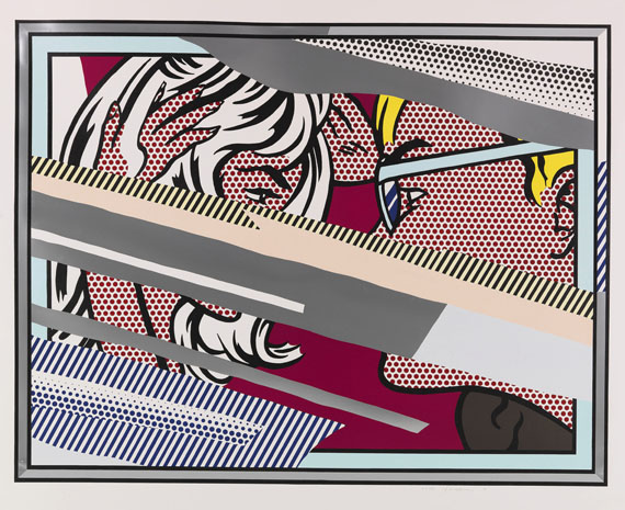 Roy Lichtenstein - Reflections on Conversation