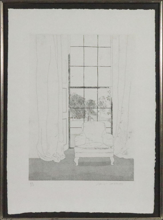David Hockney - Home - Frame image