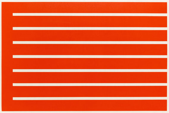 Donald Judd - Untitled 1991-1994 -