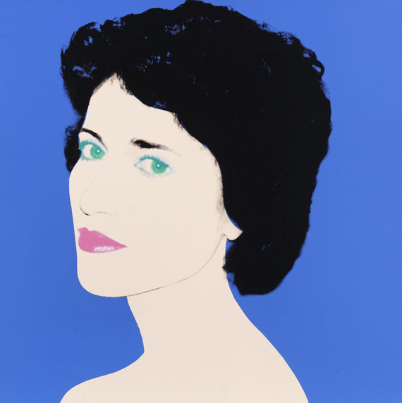 Andy Warhol - Portrait of a Lady