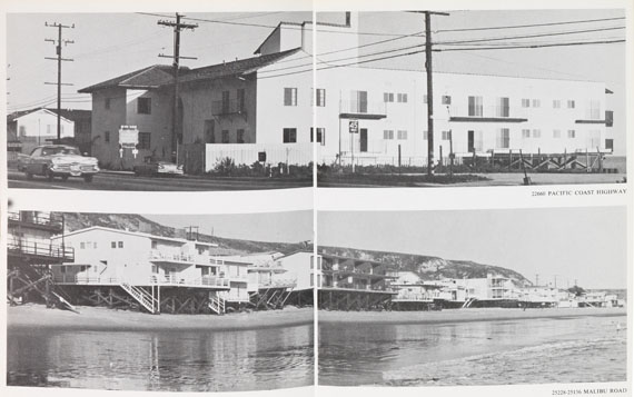 Edward Ruscha - Some Los Angeles apartments