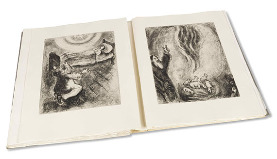 Marc Chagall - Bible, 2 Bände -