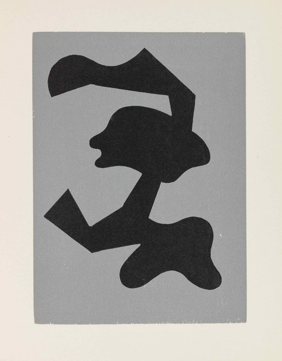 Hans (Jean) Arp - Dreams and projects