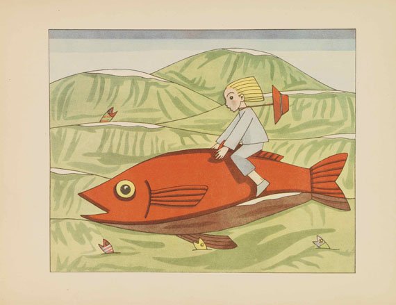 Tom Seidmann-Freud - Peregrin and the goldfish