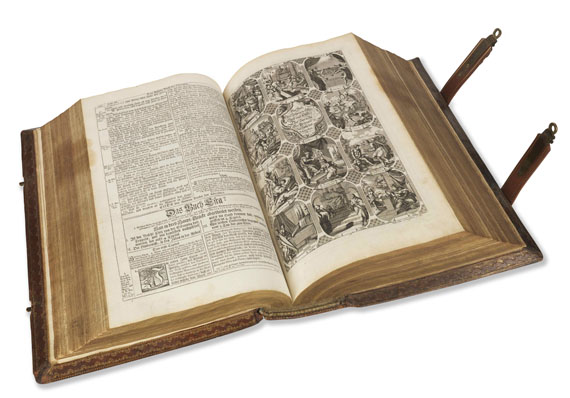 Biblia germanica - Kurfürstenbibel -